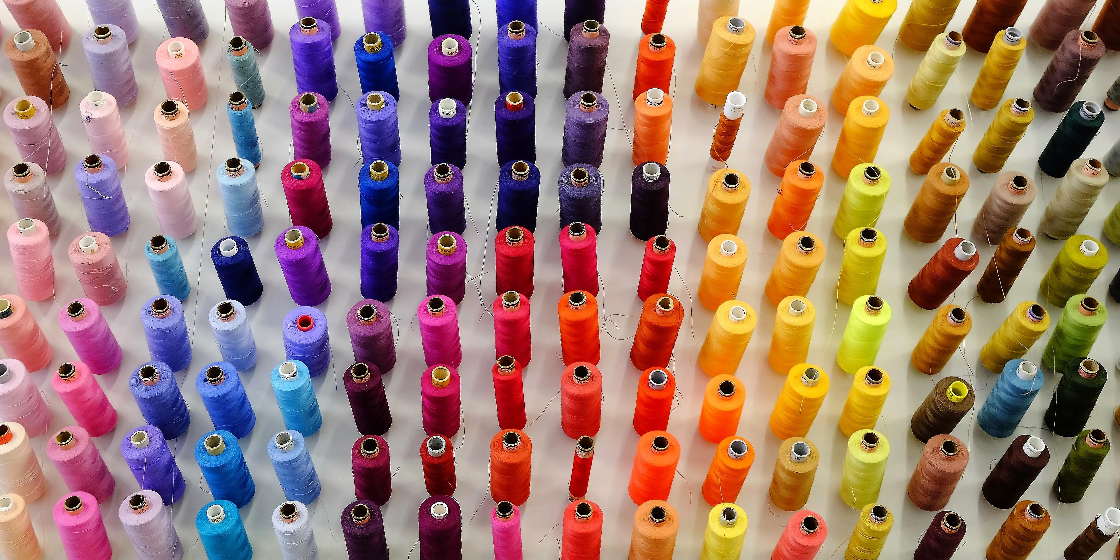 kleur in klosjes