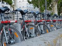 fietsverhuur in Lyon